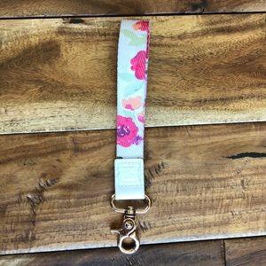 Floral key hook